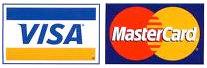 Visa et Master Card acceptées
