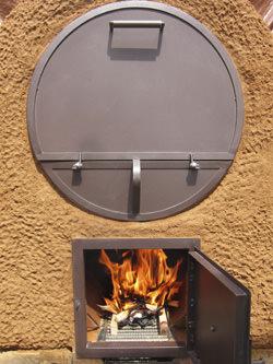 barrel-oven